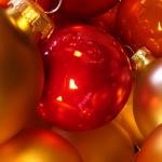 Julepynt og juletræspynt