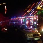 Pynt op med LED lys til jul